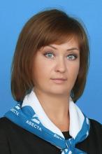 Менеджер Валентина Егупова