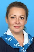 Менеджер Анна Казаченко