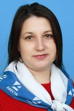 Менеджер Юлия Матвиец