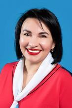 Менеджер Инна Пичугина