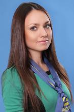 Менеджер Елена Ягупова