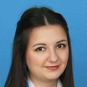 Менеджер Анастасия Владимировна Балашенко